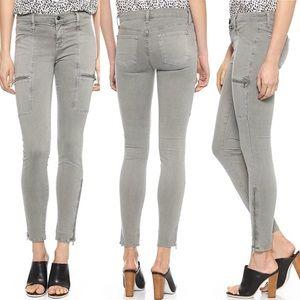 J Brand Vin Olive Skinny Jeans in Kassidy size 26